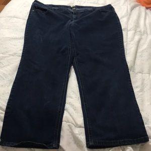 36215269d0b Terra   Sky · Terra and Sky straight leg Jeans